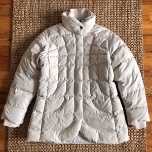 [LIKE-NEW] TNF chic W's 600 fill goose down jacket